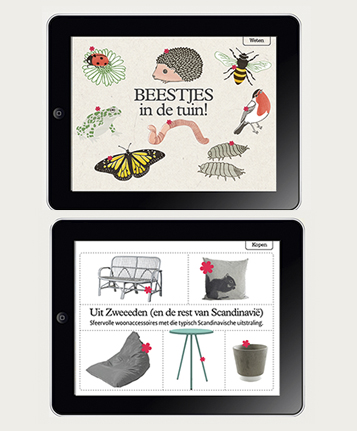 Digitale tuinspecial Margriet more